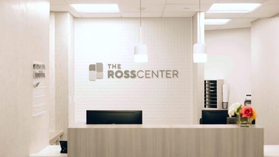 The Ross Center Front Desk Photo